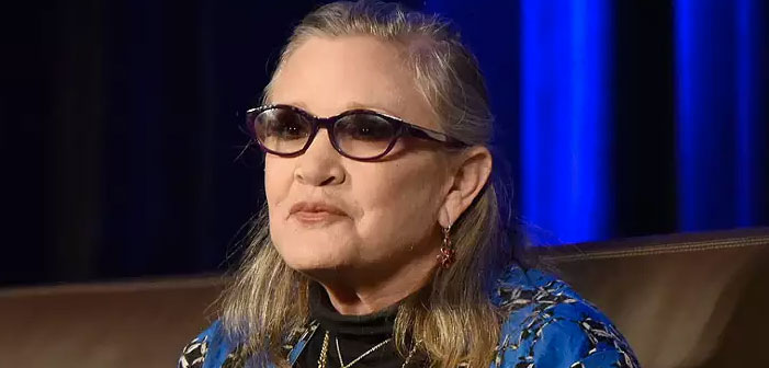 5 Ways Carrie Fisher Helped the LGBTQ Community