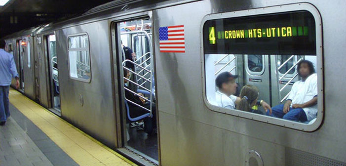 NYC Trans Man Offers Woman a Subway Seat, She Stabs Him Instead