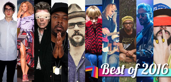BEST OF 2016: Our 10 Favorite Albums of This Year, Ranked