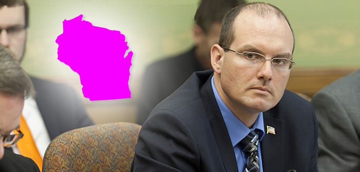 GOP Representative Wants Wisconsin's Own Transphobic Bathroom Bill