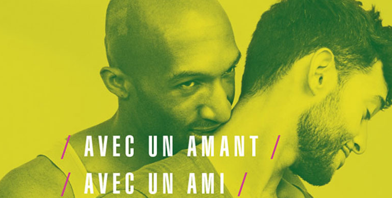 French Right-Wingers Vandalize HIV Poster Campaign