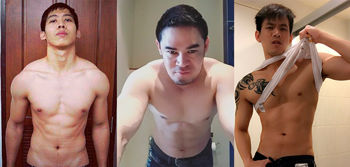 Check Out 6 of Thailand's Hottest #HornetGuys