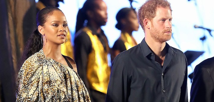 Prince Harry and Rihanna Took an HIV Test Together