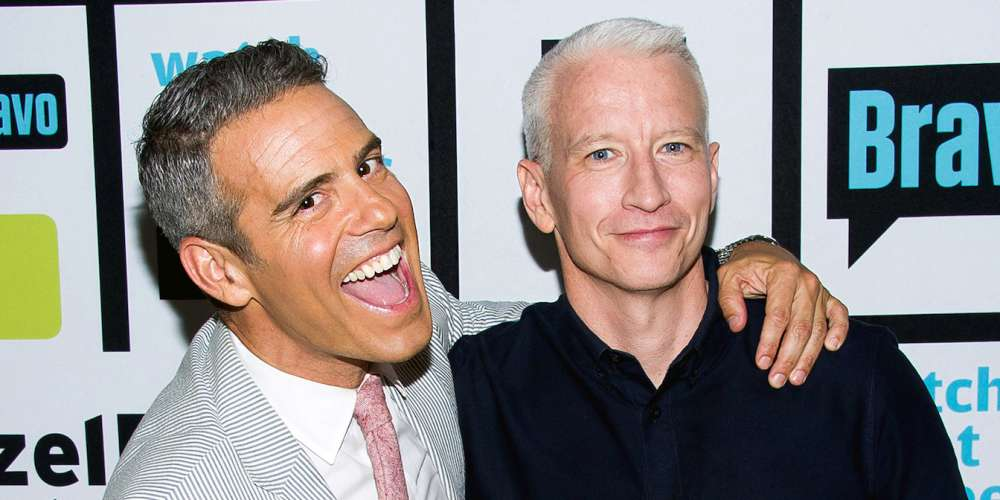 Here's Why Andy Cohen and Anderson Cooper Never Dated