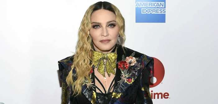 Madonna Tears Up, Tells It Like It Is in Billboard 'Women in Music' Speech