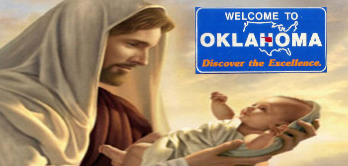 Oklahoma Passes Law Requiring Anti-Abortion Signs EVERYWHERE
