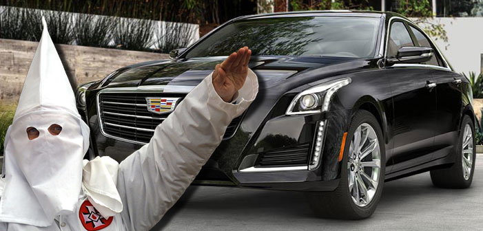 Did Cadillac Want a Feel Good TV Ad Starring White Supremacists?