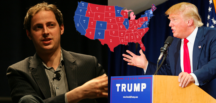 The Electoral College Not Choosing Trump Is a Bad Idea, Says Gay Stats Whiz Nate Silver