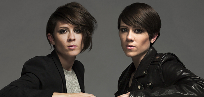 Lesbian Rockers Tegan and Sara Launch Foundation for LGBTQ Women and Girls