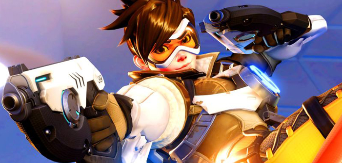 The Video Game 'Overwatch' Just Outed its Most Popular Character