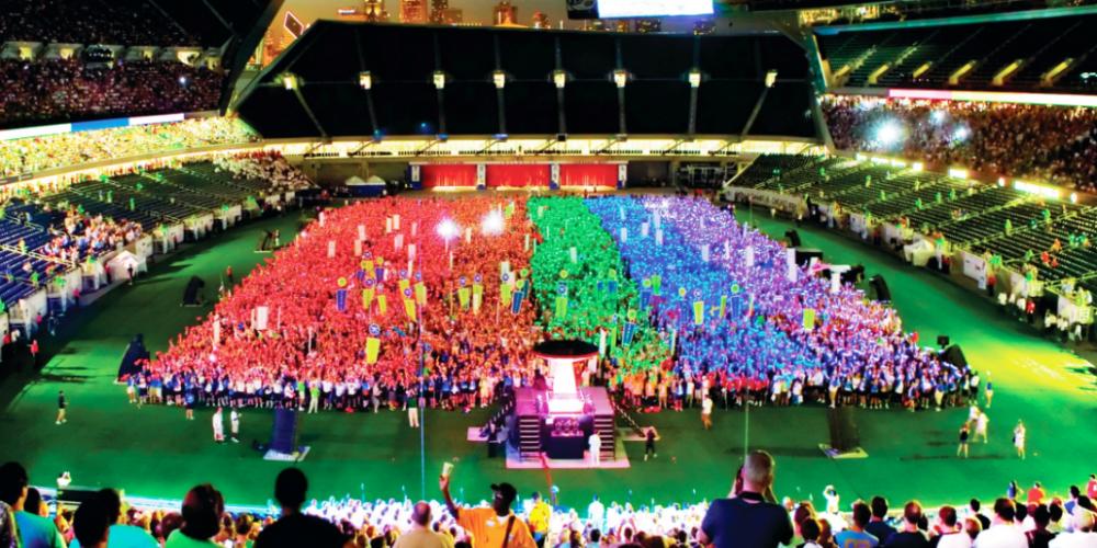 Gay Games 2022: Will Dallas Host? San Francisco? Hong Kong?