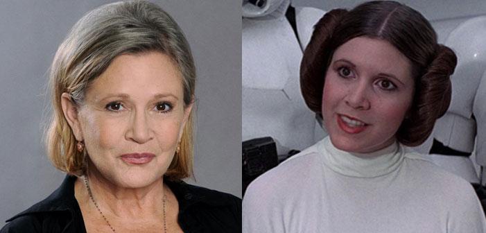 Carrie Fisher, Nossa Princesa Intergalática Favorita Morre aos 60 Anos