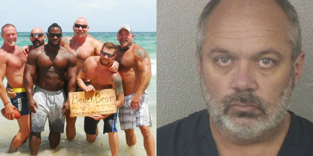Scam Artist Craig Jungwirth is Back Selling Tickets to Non-Existent Beach Bear Weekend