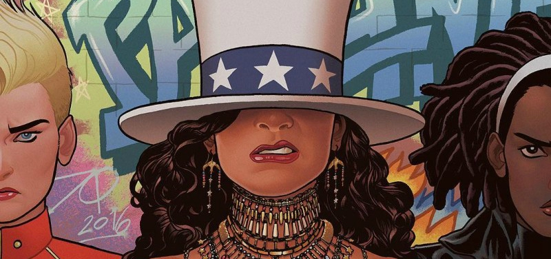 You Have to See Marvel's Latest Comic Book Cover Inspired by Beyoncé