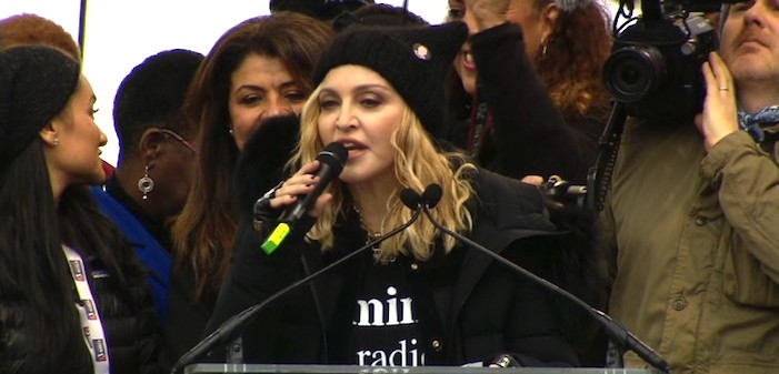 Madonna's Music Has Been Banned from a Texas Radio Station