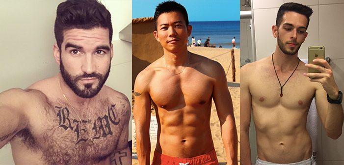 This Week's #HornetGuys Hail from Brazil, Barcelona and Québec