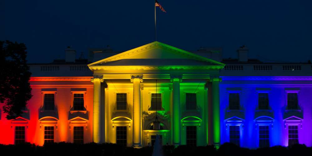 LGBT Rights Page Removed from White House Website