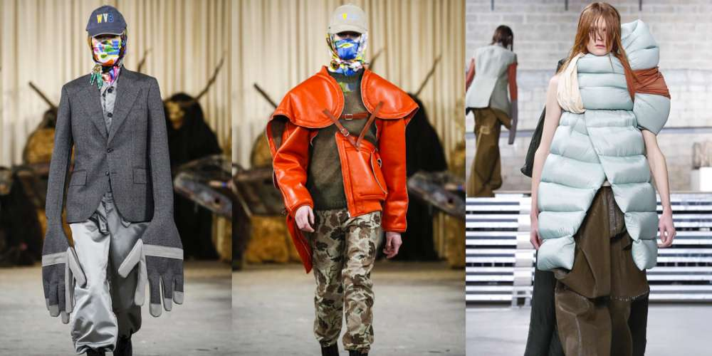 7 Outrageous Looks from Paris Men's Fashion Week