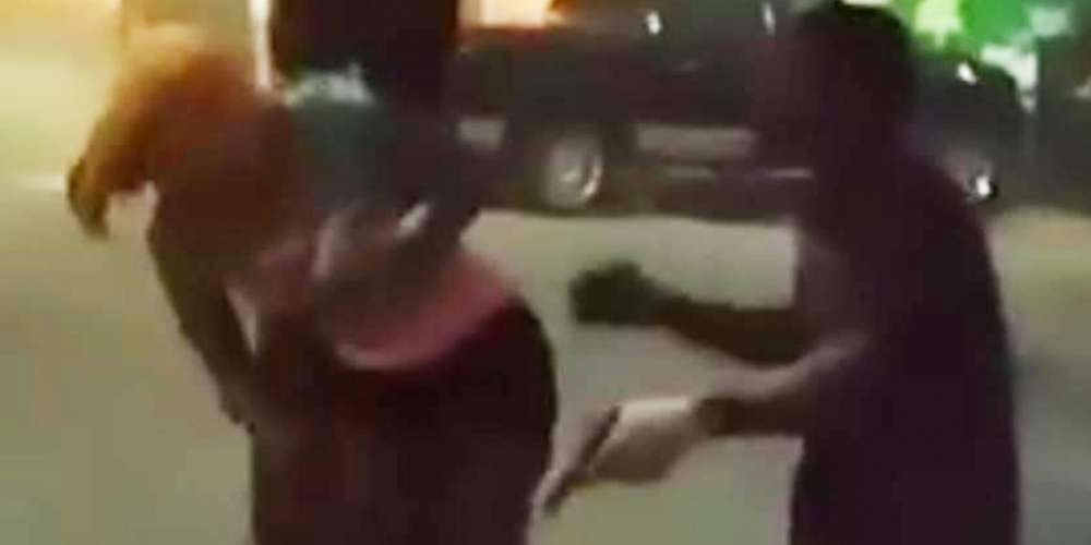 Shocking Video Shows New Orleans Men Hunting a Trans-Woman (Video)