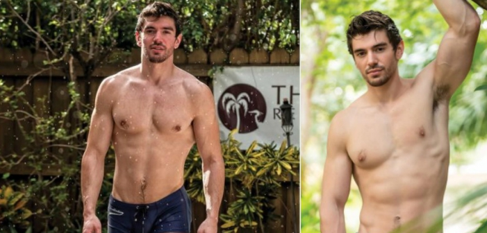 Sexy Steve Grand Talks Candidly About Sobriety and Loss (Photos)