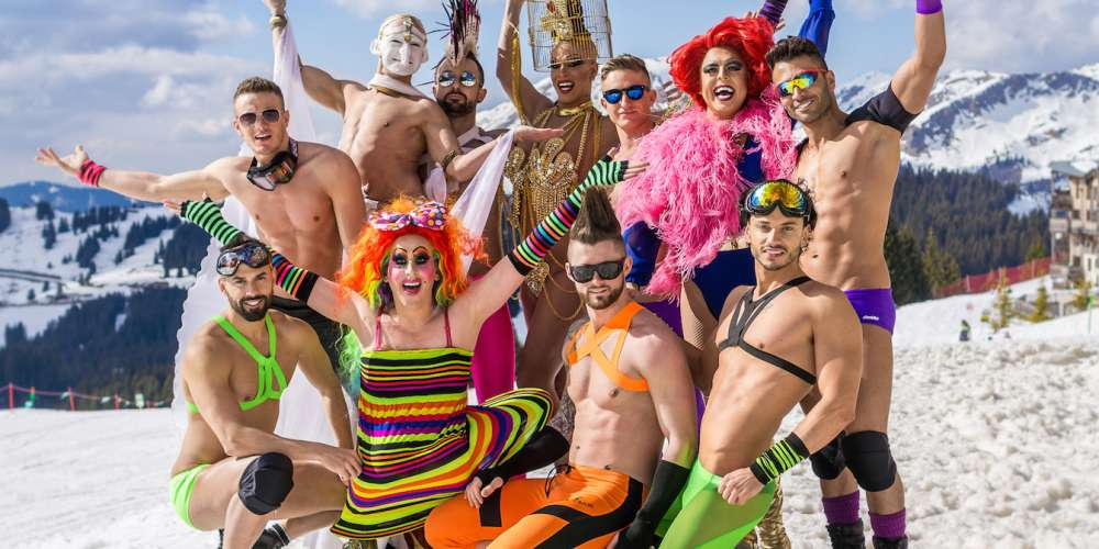 7 Around-the-World Gay Ski Weeks You Don't Wanna Miss