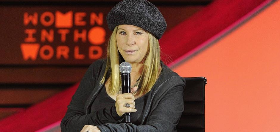 Barbra Streisand Slams Donald Trump From Her Dentist's Chair (Video)