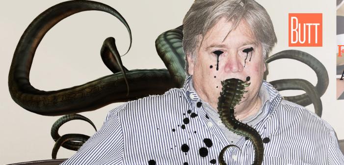 Chuck Tingle Launches Buttbart, a Lovecraftian, Anus-Rich Parody of Breitbart