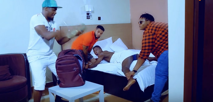 Nigerian Comedian Releases Viral Video of Anti-Gay Sexual Assault
