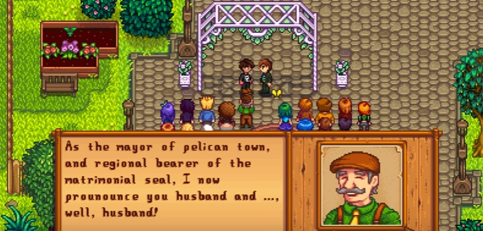 Queer Farming Sim 'Stardew Valley' Among Year's Best-Selling Games