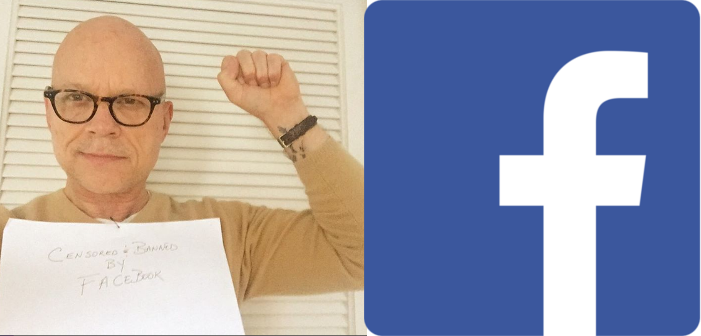 Facebook Censors Gay Journalist Kevin Sessums for Calling Trump Supporters 'Fascistic'