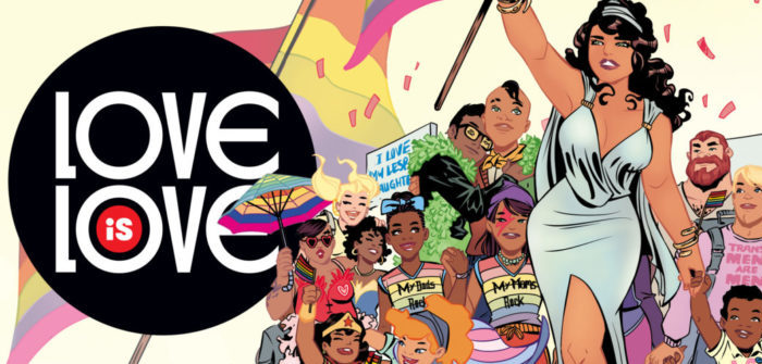 This Comic Book Raised $165,000 for Orlando Shooting Victims