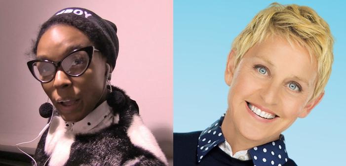 Janelle Monáe Promises That Kim Burrell Won't Perform on 'Ellen' (Video)