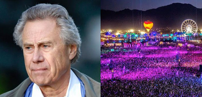 Le fondateur du festival Coachella affirme avoir stoppé son soutien aux groupes anti-LGBT mais…