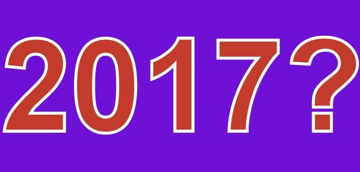 Sondage: Quelles sont vos bonnes résolutions pour 2017?