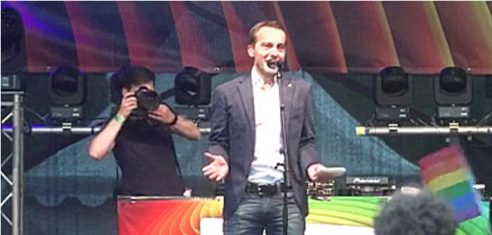 Le chancelier autrichien Christian Kern prêt à légaliser le mariage des couples de même sexe