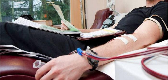 Le don du sang ouvert aux gays en Irlande mais sous condition d'abstinence