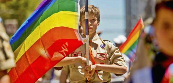 Boys Scouts of America va finalement permettre l'accès aux transboys