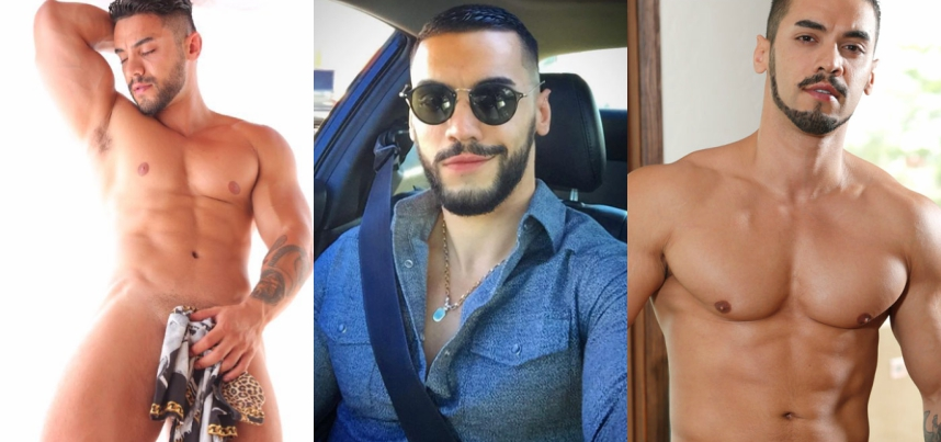 12 photos qui prouvent que cet acteur de X gay iranien est le plus sexy de tous (NSFW)