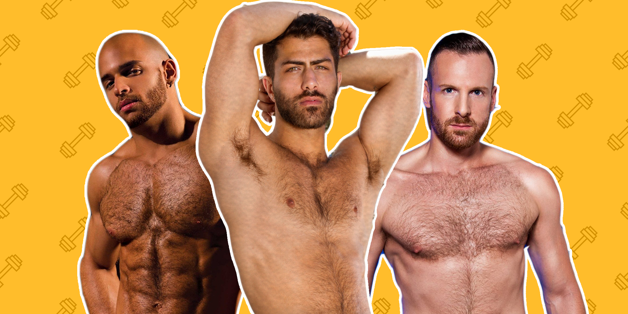 6 of Our Favorite Gay Porn Stars Reveal Their Best Workout and Dieting Tips