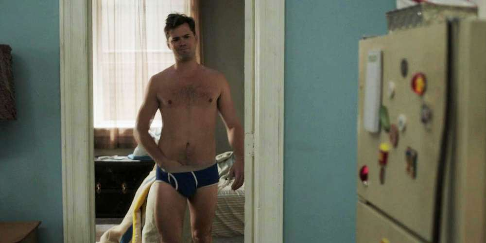 Andrew Rannells Teaches James Corden About Cock Socks on 'The Late Late Show' (Video)