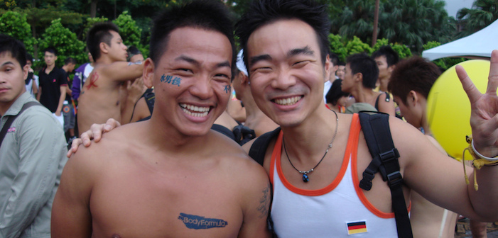 Taiwan Just Inched Even Closer to Gay Marriage Following Constitutional Review
