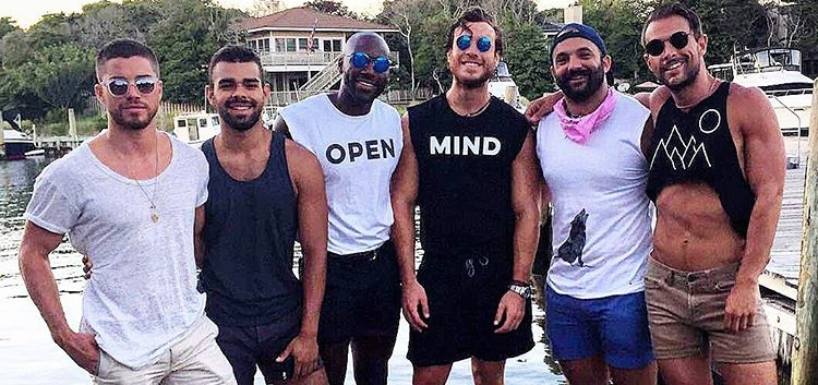 Meet the 6 Gay Men Rumored to Be on Logo's New 'Fire Island' Reality Series