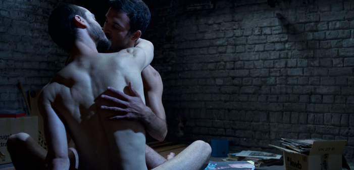 The 'Call Me a Ghost' Trailer Features Explicit Gay Ghost Sex (NSFW)