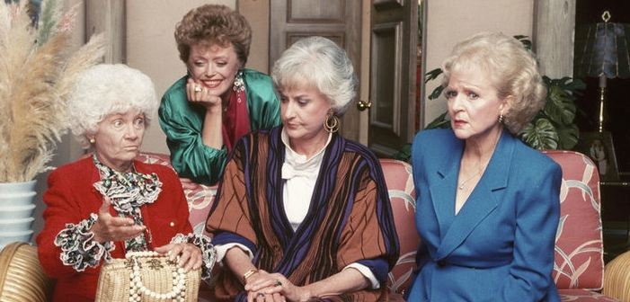 11 Shady 'Golden Girls' GIFS to Celebrate Their First Day Streaming on Hulu