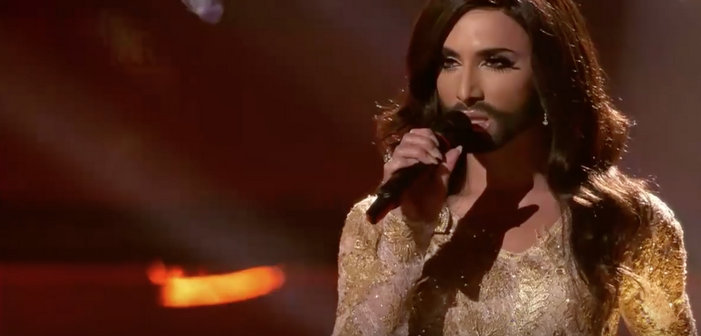 'Conchita Wurst Must Die' Says the Bearded Drag Queen's Male Alter-Ego