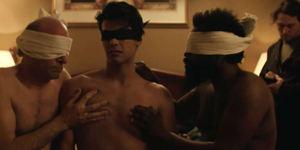 In His New Film 'Discreet,' Travis Mathews Opts for a Dark, Southern Sexual Fable