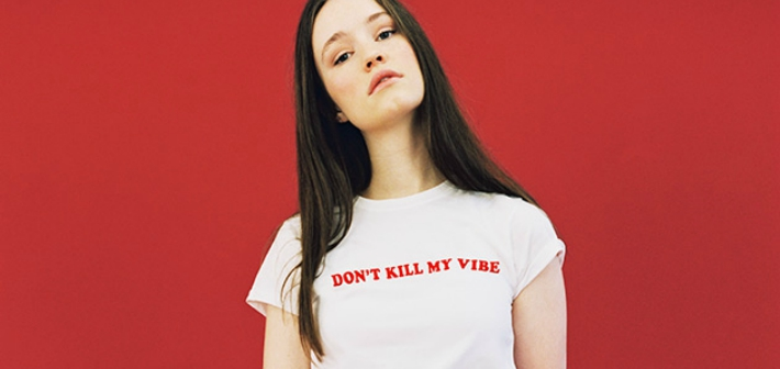 Newcomer Sigrid's Pop Banger 'Don't Kill My Vibe' is Our New Favorite Song