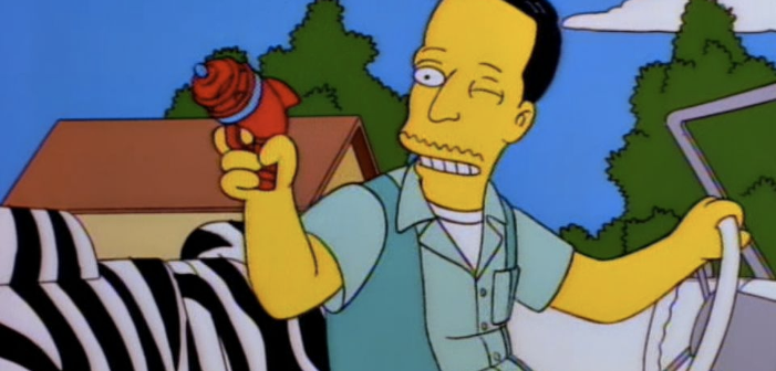 That 'Simpsons' Episode with John Waters Was Almost Too Gay for TV