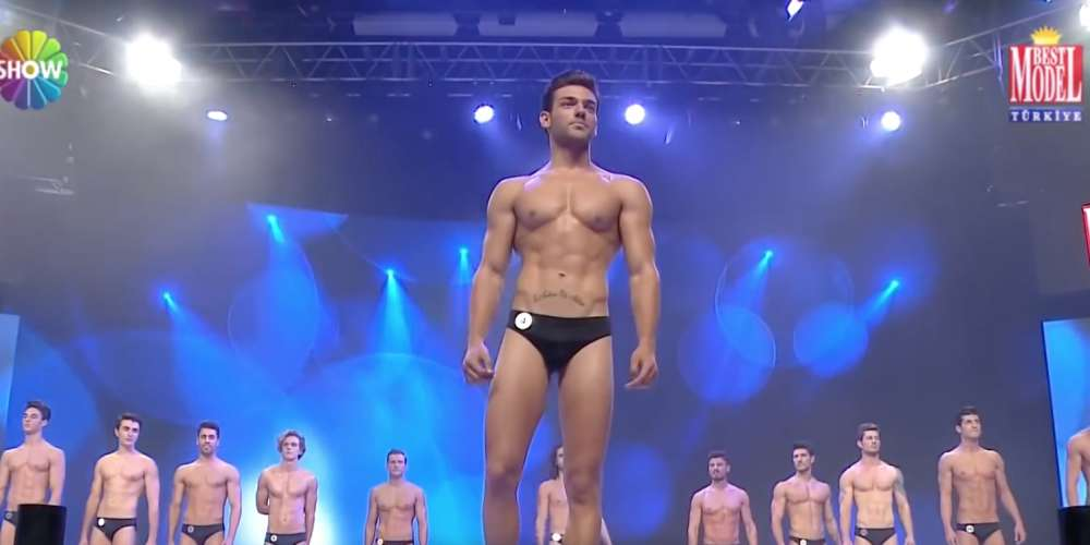 Watch 20 Sexy AF Turkish Models Slay the Runway