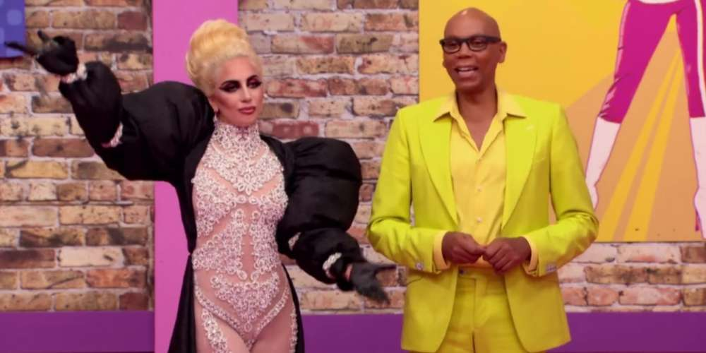 We're Gagging That Lady Gaga Will Appear on 'RuPaul's Drag Race' Season 9